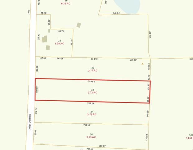 32 South Road - Lot G, Sturbridge, MA 01566 (MLS #72898340) :: Charlesgate Realty Group