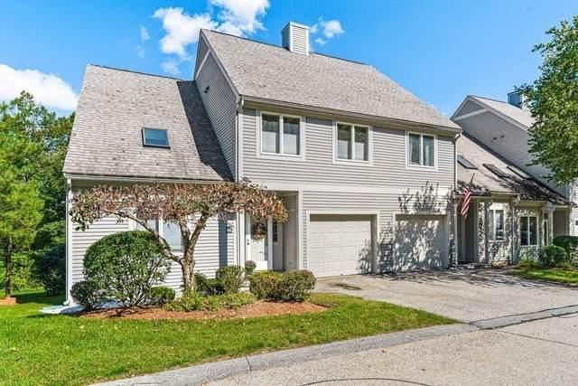 62 Landing Drive #62, Methuen, MA 01844 (MLS #72898357) :: Charlesgate Realty Group