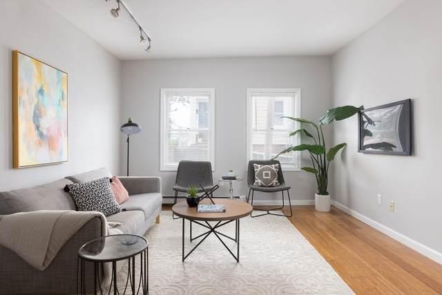 12 Sheafe #2, Boston, MA 02129 (MLS #72898481) :: Zack Harwood Real Estate | Berkshire Hathaway HomeServices Warren Residential