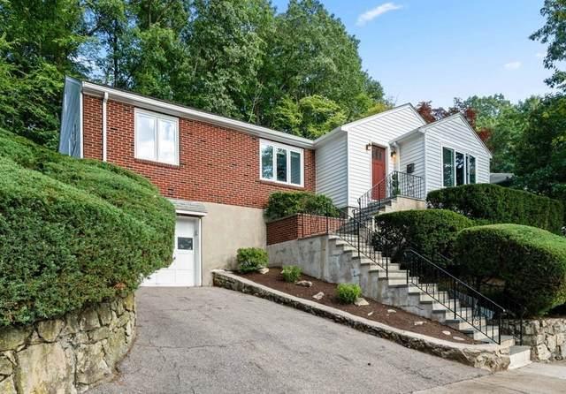 91 Wallis Rd, Brookline, MA 02467 (MLS #72898522) :: Boylston Realty Group