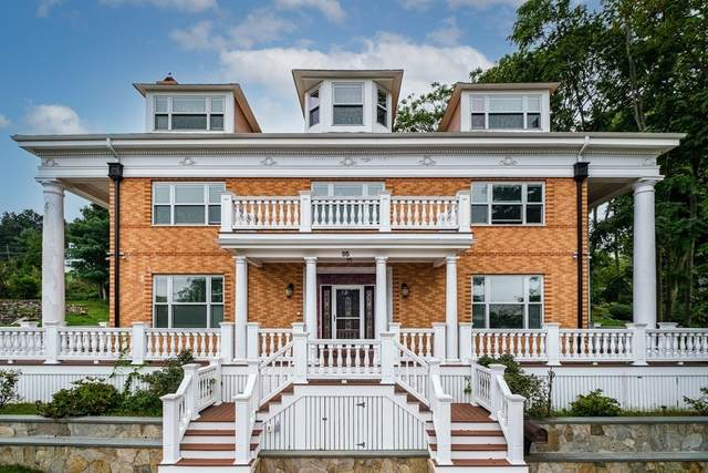 95 Commonwealth Ave, Newton, MA 02467 (MLS #72898591) :: The Ponte Group