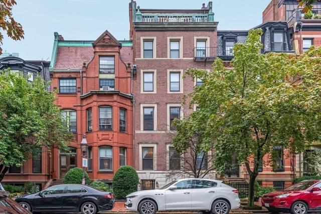 180 Marlborough St #2, Boston, MA 02116 (MLS #72898653) :: The Gillach Group