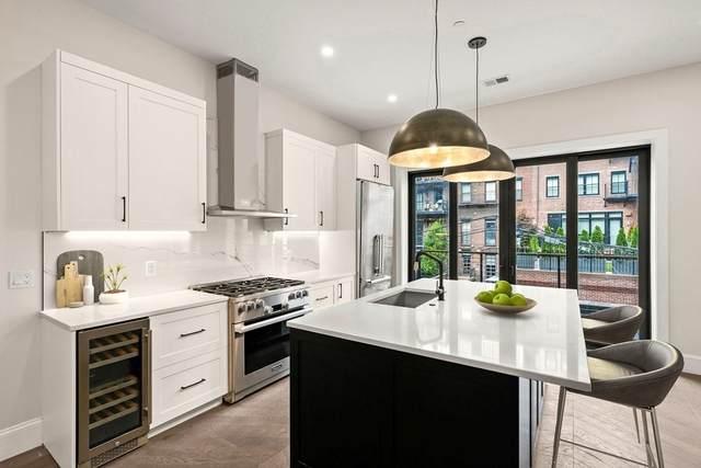 23 Upton Street #2, Boston, MA 02118 (MLS #72898691) :: East Group, Engel & Völkers