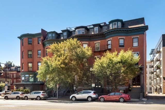 487 Massachusetts Ave #1, Boston, MA 02118 (MLS #72898712) :: East Group, Engel & Völkers
