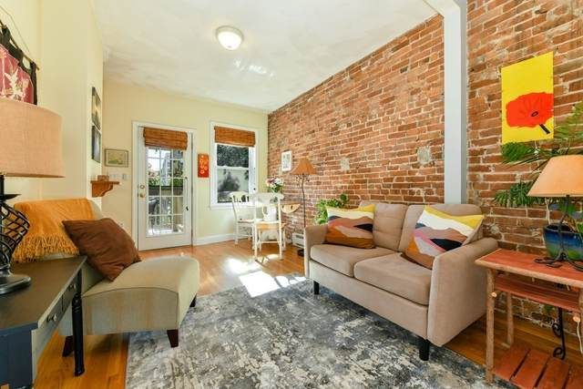 6 Alfred Street #3, Boston, MA 02130 (MLS #72898746) :: The Gillach Group