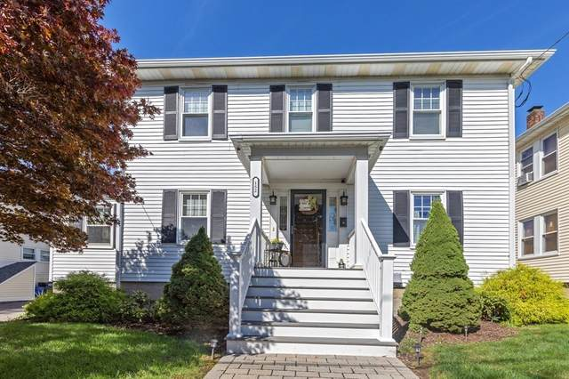 152 E Elm Ave, Quincy, MA 02170 (MLS #72898800) :: The Smart Home Buying Team