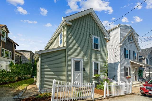 29 Sawin Street #1, Watertown, MA 02472 (MLS #72898864) :: Conway Cityside
