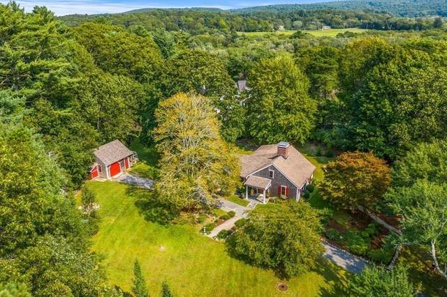 106 Sandwich Rd., Plymouth, MA 02360 (MLS #72898888) :: The Smart Home Buying Team