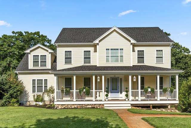 25 Bridle Path, Plainville, MA 02762 (MLS #72898896) :: The Smart Home Buying Team