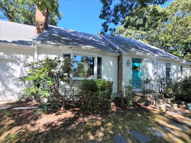36 Clinton Dr, Yarmouth, MA 02675 (MLS #72898937) :: DNA Realty Group