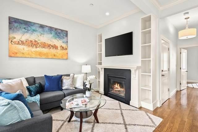 31 Brighton Street #2, Boston, MA 02129 (MLS #72898940) :: Welchman Real Estate Group