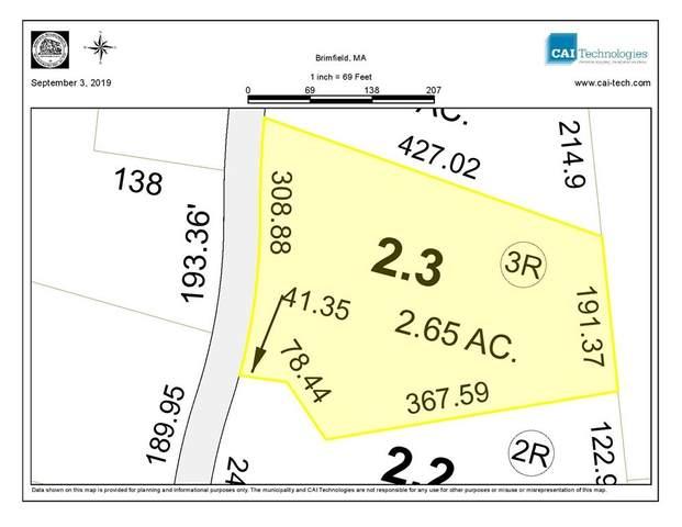 56 St. Claire Road, Brimfield, MA 01010 (MLS #72898953) :: East Group, Engel & Völkers