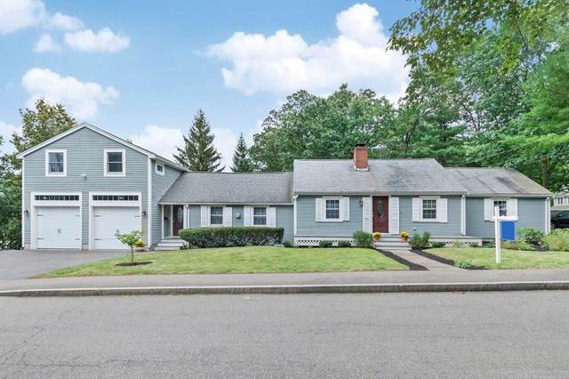 3 Ferndale Rd, Needham, MA 02492 (MLS #72898981) :: The Gillach Group