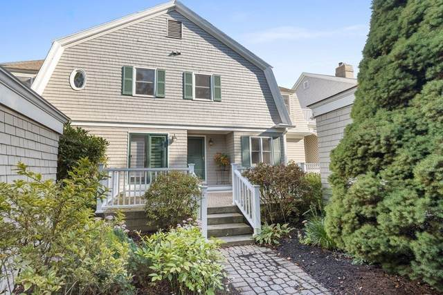 74 Branch St #22, Scituate, MA 02066 (MLS #72899010) :: Team Roso-RE/MAX Vantage
