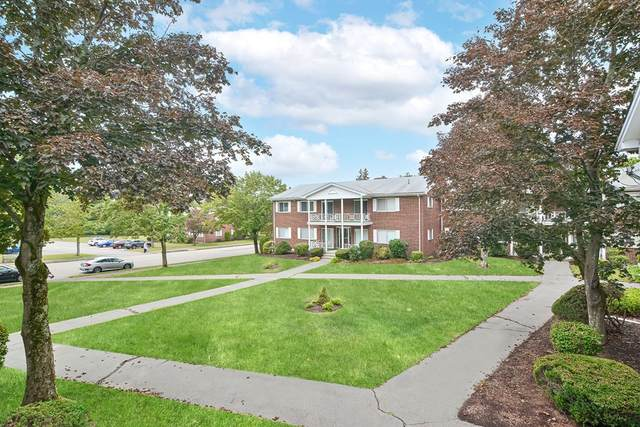 49 Bayberry Drive #3, Sharon, MA 02067 (MLS #72899032) :: Welchman Real Estate Group
