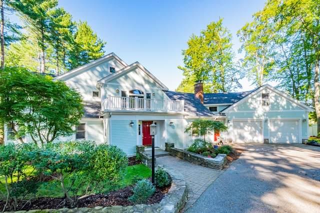 22 Pine Knoll Rd, Lexington, MA 02420 (MLS #72899060) :: East Group, Engel & Völkers