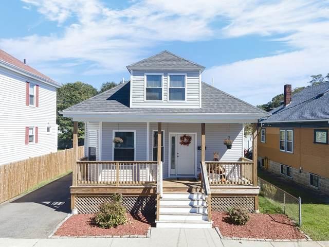 52 Fern St, New Bedford, MA 02744 (MLS #72899098) :: East Group, Engel & Völkers