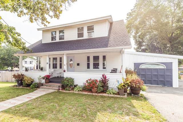 29 Jefferson St, Taunton, MA 02780 (MLS #72899126) :: Zack Harwood Real Estate | Berkshire Hathaway HomeServices Warren Residential