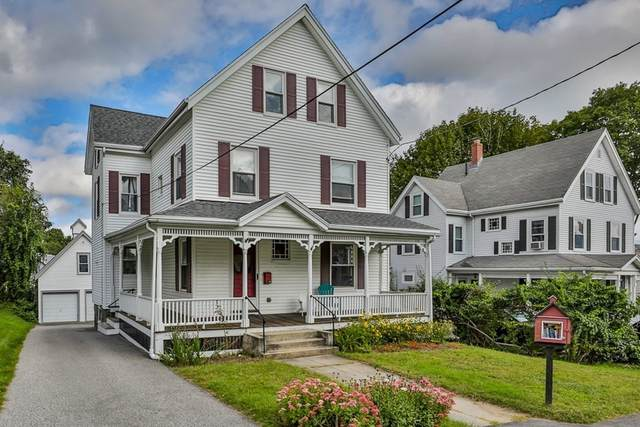 37 Lawrence  St, Wakefield, MA 01880 (MLS #72899127) :: Zack Harwood Real Estate | Berkshire Hathaway HomeServices Warren Residential