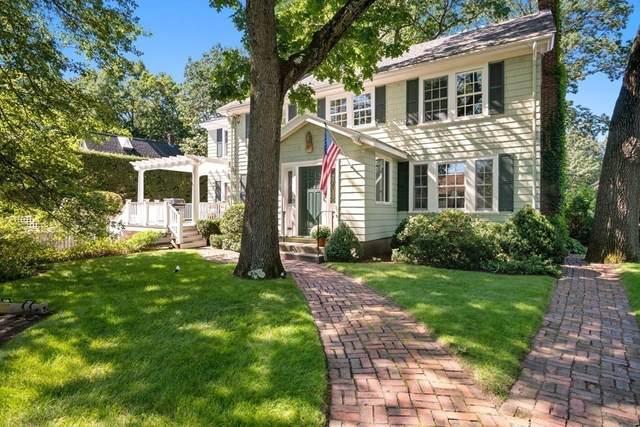 9 Lincoln Street, Arlington, MA 02476 (MLS #72899128) :: Zack Harwood Real Estate | Berkshire Hathaway HomeServices Warren Residential