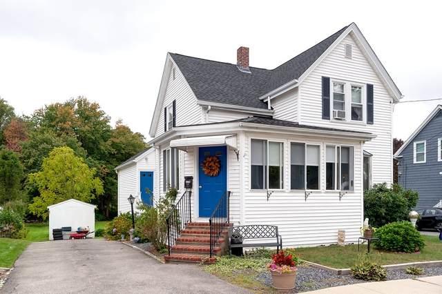 324 Mechanic Street, Marlborough, MA 01752 (MLS #72899132) :: Zack Harwood Real Estate | Berkshire Hathaway HomeServices Warren Residential