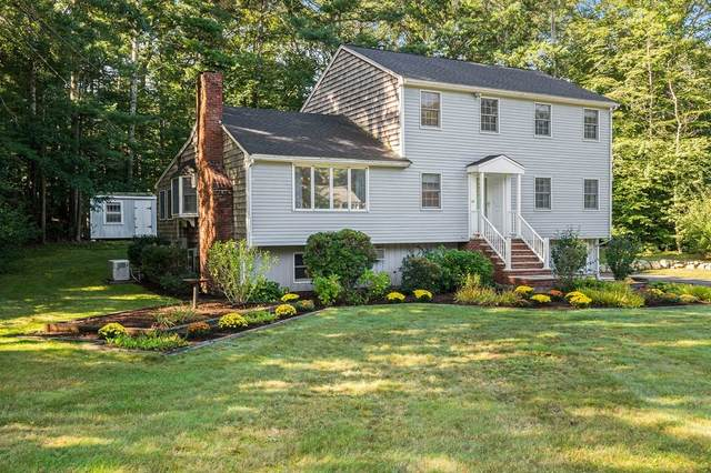 64 Colonial Drive, Hanover, MA 02339 (MLS #72899136) :: Zack Harwood Real Estate | Berkshire Hathaway HomeServices Warren Residential