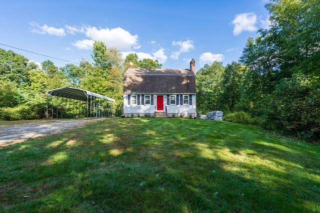 133 Ramshorn Road, Charlton, MA 01507 (MLS #72899140) :: Zack Harwood Real Estate | Berkshire Hathaway HomeServices Warren Residential