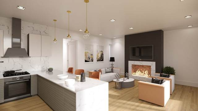 160 West Seventh St #4, Boston, MA 02127 (MLS #72899145) :: The Ponte Group