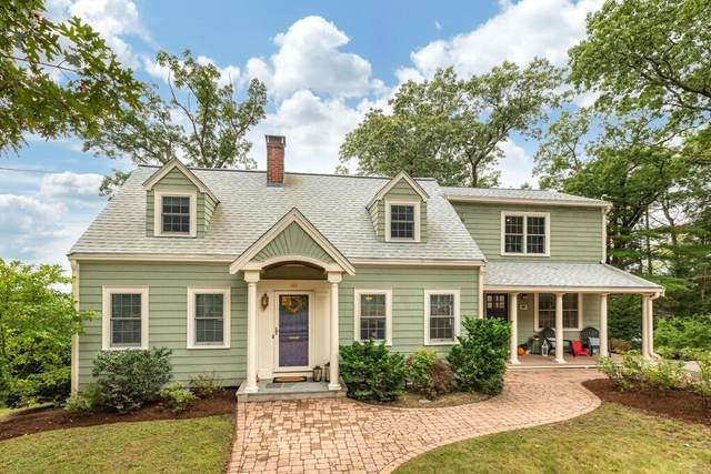 166 Hillcrest Road, Needham, MA 02492 (MLS #72899180) :: The Gillach Group