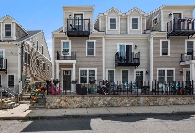 25 Howland Street #2, Plymouth, MA 02360 (MLS #72899184) :: Alfa Realty Group Inc