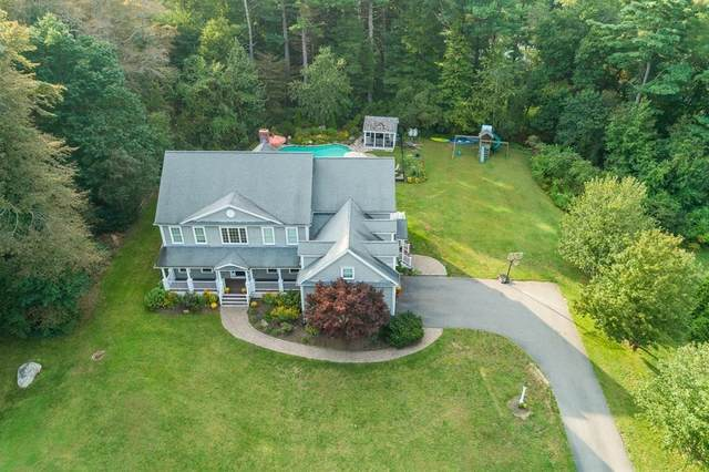 18 Woodworth Ln, Scituate, MA 02066 (MLS #72899229) :: The Ponte Group