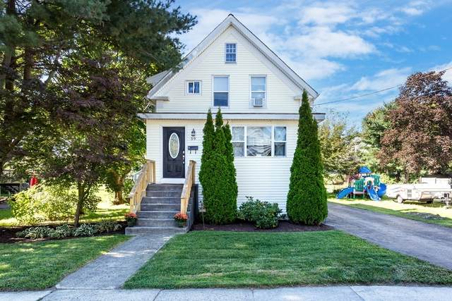59 Grove St, Milford, MA 01757 (MLS #72899239) :: The Ponte Group