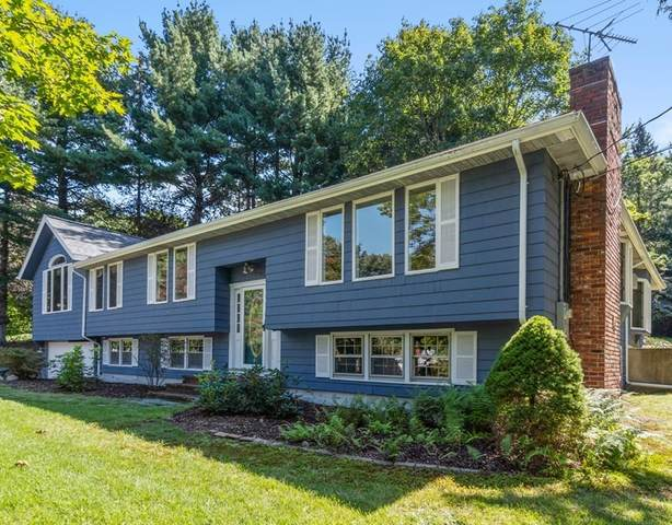 9 Ledgewood Drive, Bedford, MA 01730 (MLS #72899247) :: The Ponte Group