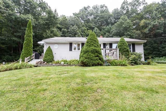 153 North St, East Brookfield, MA 01515 (MLS #72899265) :: The Ponte Group