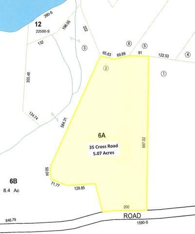 35 / Lot 2 Cross Road, Ashburnham, MA 01430 (MLS #72899282) :: The Ponte Group