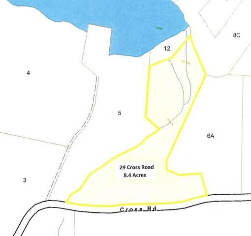 29 / Lot 3 Cross Road, Ashburnham, MA 01430 (MLS #72899284) :: The Ponte Group