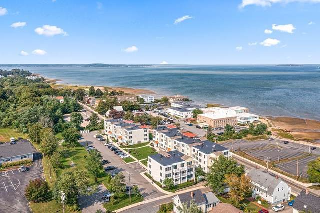 216 Water Street B306, Plymouth, MA 02360 (MLS #72899286) :: The Ponte Group
