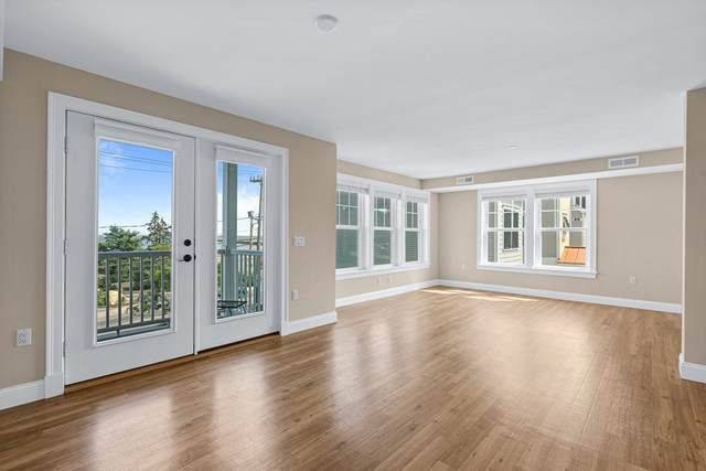 216 Water Street A205, Plymouth, MA 02360 (MLS #72899289) :: The Ponte Group