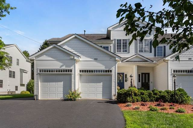 393 Sutton Street #393, North Andover, MA 01845 (MLS #72899293) :: The Ponte Group