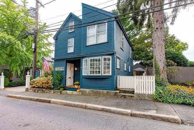 36 Pleasant Street, Marblehead, MA 01945 (MLS #72899306) :: The Ponte Group