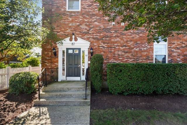 87 Franklin St #301, Quincy, MA 02169 (MLS #72899324) :: Cape Cod and Islands Beach Properties