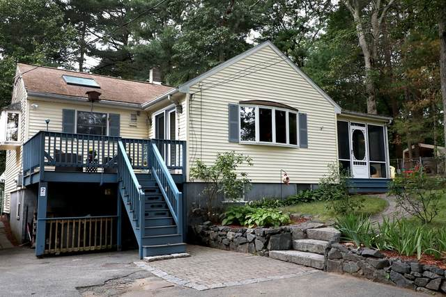 2 Old Andover Road, North Reading, MA 01864 (MLS #72899328) :: The Ponte Group