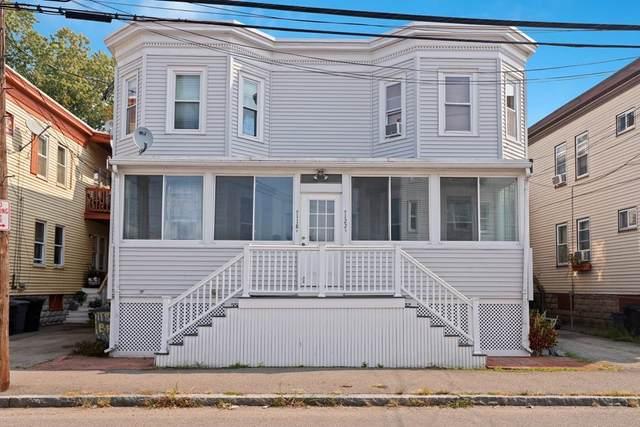 122 Brook Rd #1, Quincy, MA 02169 (MLS #72899333) :: Cape Cod and Islands Beach Properties