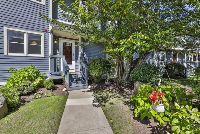 16 Oak Leaf Way #16, Peabody, MA 01960 (MLS #72899344) :: The Ponte Group