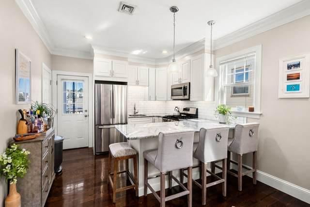 1048 Saratoga Street #3, Boston, MA 02128 (MLS #72899375) :: Cape Cod and Islands Beach Properties