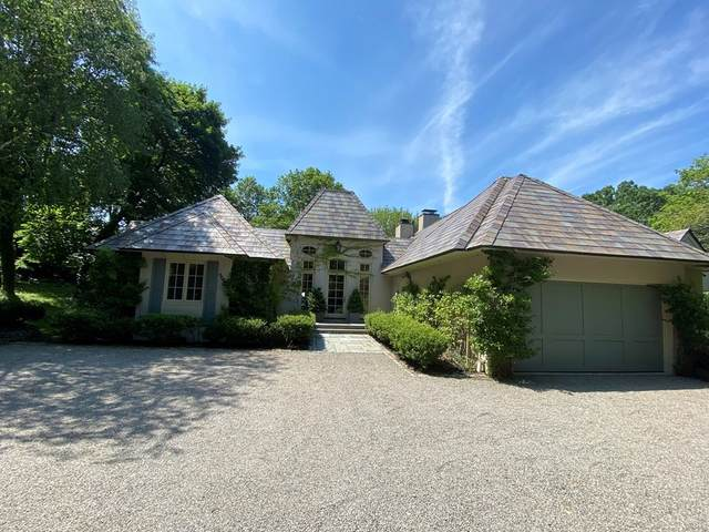 99 Gate House Rd, Newton, MA 02467 (MLS #72899379) :: The Ponte Group
