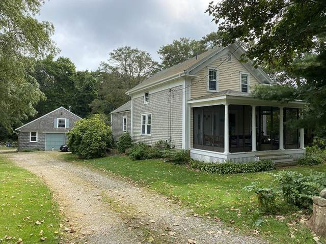 279 Bakerville Rd, Dartmouth, MA 02748 (MLS #72899390) :: RE/MAX Vantage