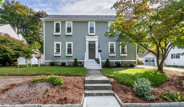 19 Argyle St, Andover, MA 01810 (MLS #72899424) :: Cape Cod and Islands Beach Properties