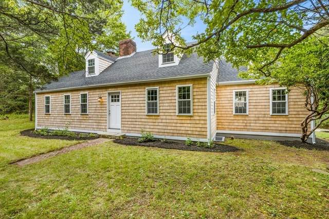 367 Woods Hole Rd, Falmouth, MA 02540 (MLS #72899444) :: RE/MAX Vantage
