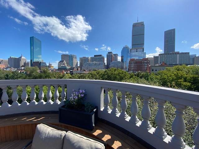 257 Commonwealth Ave #5, Boston, MA 02116 (MLS #72899445) :: The Gillach Group